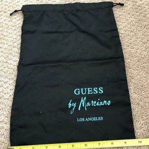Guess by Marciano dust bag